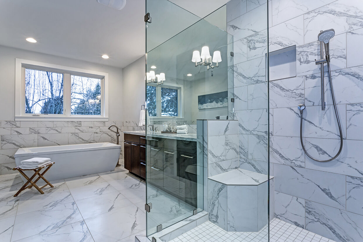 Protect your glass shower doors | Dust to Dazzle House Maids Cleaning Service